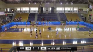 24/07/2016 14:15 PORTUGAL-IRELANDFIBA U20, Chalkida, Greece (T. KAMPOURIS HALL)