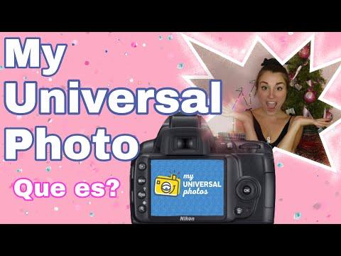 Que es My Universal Photos /  Viaja a Orlando económico