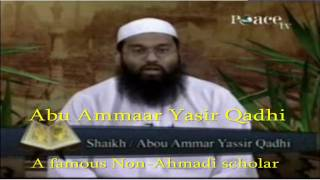 Issa (Jesus) will be the Imam Mahdi - Abu Aammar Yasir Qadhi quoting Hadith of Masnad-e-Ahmad