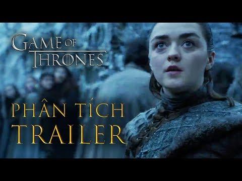 Game of Thrones - PHÂN TÍCH TRAILER SEASON CUỐI