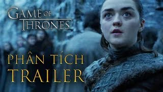 Game of Thrones - PHÂN TÍCH TRAILER SEASON CUỐI