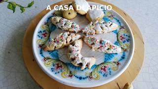 #Cassatelle di fichi : biscotti natalizi siciliani con frutta secca ( #cassateddi)