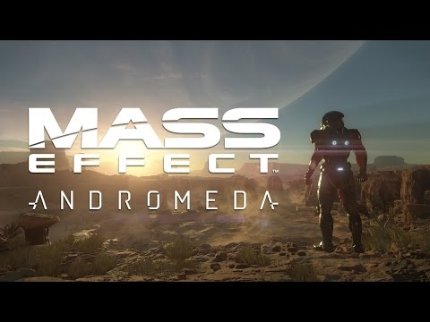 Mass Effect: Andromeda | ТРЕЙЛЕР | E3 2015