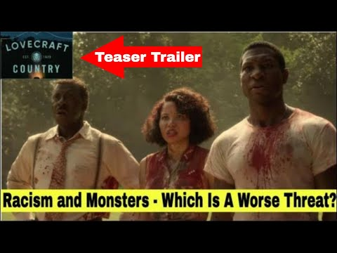 Lovecraft Country Trailer Teaser|What Did We Miss In The HBO Lovecraft Country Trailer- Jordan Peele