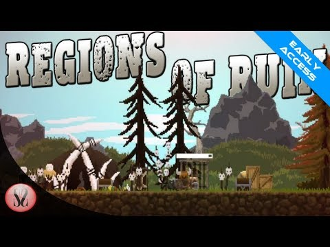 Regions Of Ruin Gameplay [Steam Early Access]  