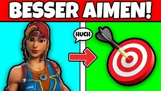 🎯 IN FORTNITE BETTER AIMEN! | Aiming improve! (PC, Ps4, Xbox) | Fortnite Battle Royale [English]
