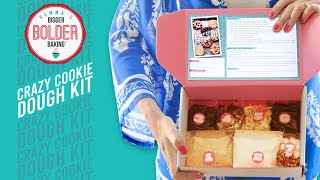 What's in the Box? Introducing Gemma's Crazy Cookie Dough Baking Kit