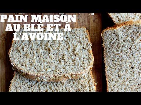 pain-maison-au-blé-et-à-l'avoine