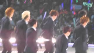 BTS(방탄소년단) in LA KCON 2014 - I Like It [Fancam]