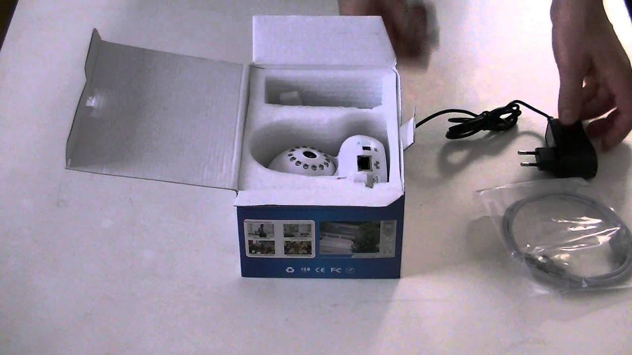 IP Camera Installation deutsch - YouTube