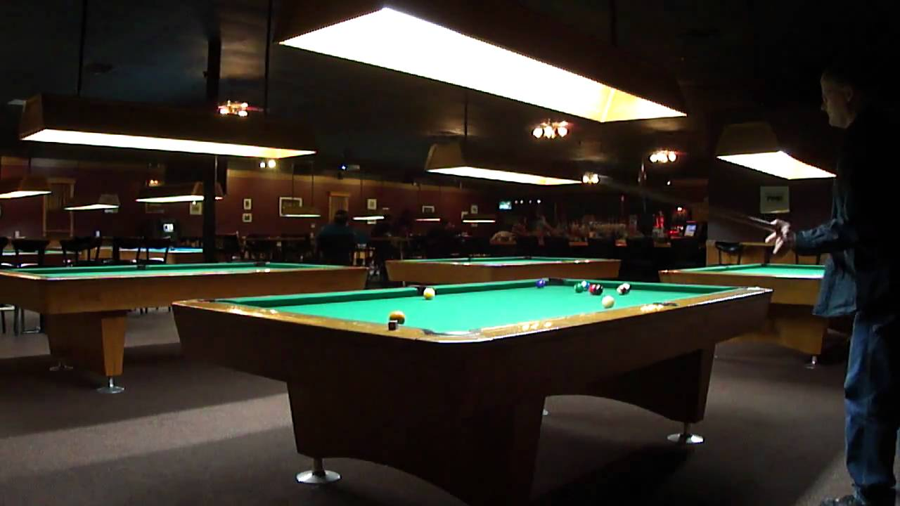 Could billiard hustler picture really looks