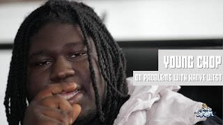 "Young Chop Interview on Beef With Kanye West Over ""Don"