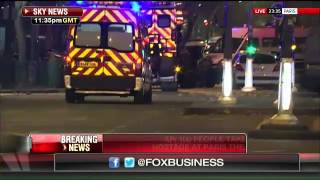 Fmr. U.S. Green Beret on Paris terror attacks