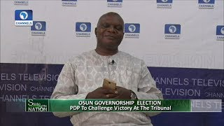 PDP To Challenge Osun Governorship Election At The Tribunal   State Of The Nation  