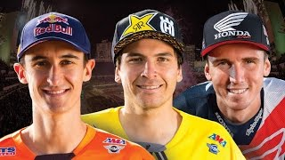 They're right there! Jason Anderson won two races in 2016, Cole See...