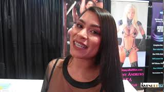 Meana wolf pics Seeing Meana Wolf At The Avn Expo Youtube
