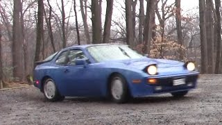 Porsche 944 Road Test & Review by Drivin