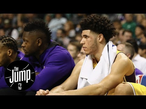 Byron Scott agrees with Lakers benching Lonzo Ball | The Jump | ESPN