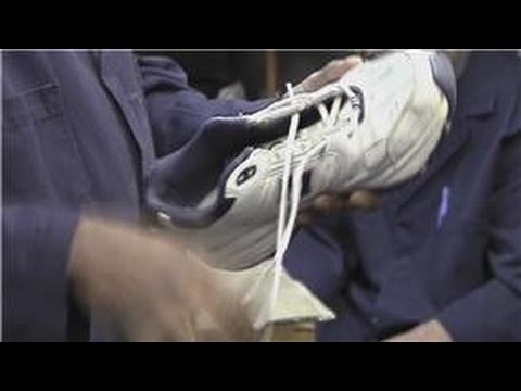 Shoe Repair & Cleaning : How to Make Shoes White Again