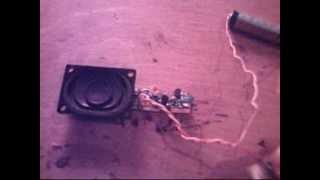 видео Простой генератор ЗЧ