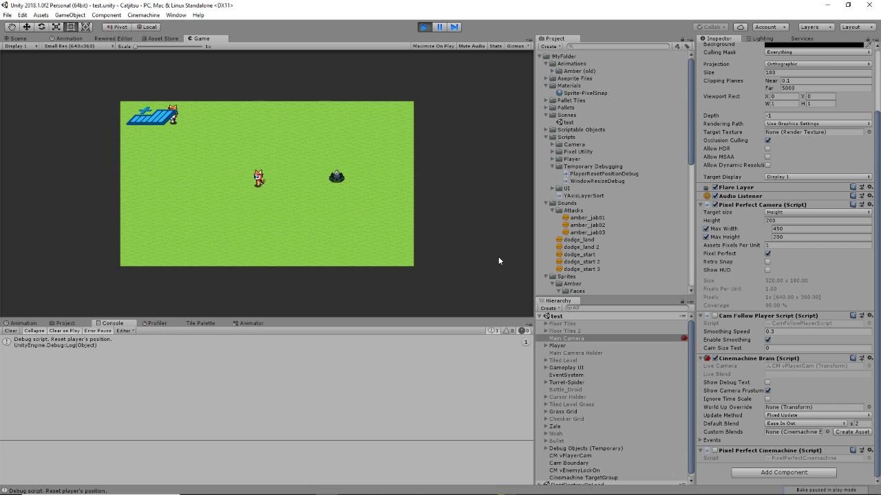 Cinemachine FixedUpdate not syncing with fixedupdate movement? (2 2
