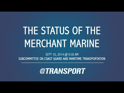 The Status of the Merchant Marine