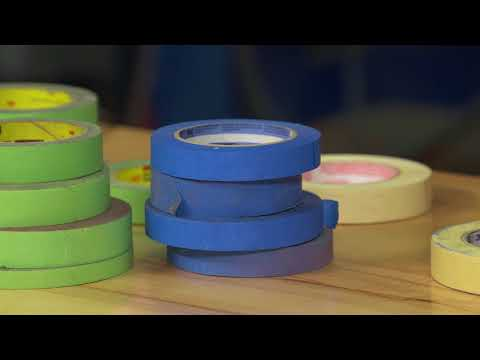 3m automotive masking tape painting