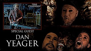 Hellhounds of Horror Meets Dan Yeager (Texas Chainsaw 3D)!!!