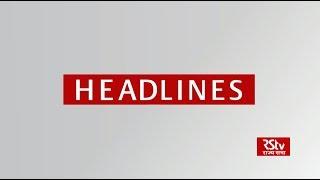 Top Headlines English - 1 Pm