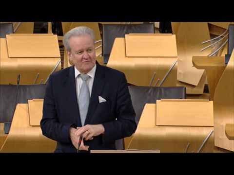 Afternoon Plenary - Scottish Parliament: 7th January 2016