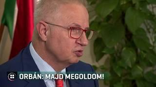 Orbán Trócsányi ügyéről: Majd megoldom 19-09-27