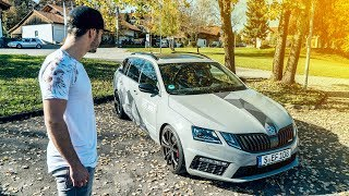 Skoda Octavia RS | 315 PS & 450Nm | Daniel Abt