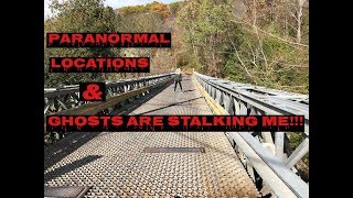 Paranormal Stalker & TWO Haunted Locations!! ! ... Collab W/ LoeyLane