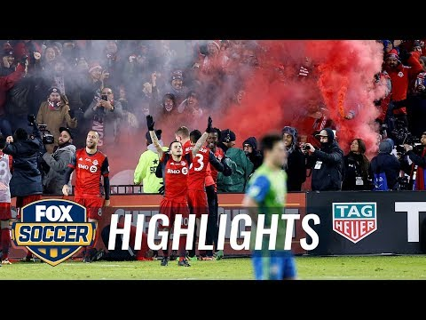 Toronto FC vs. Seattle Sounders FC | 2017 MLS Cup Highlights