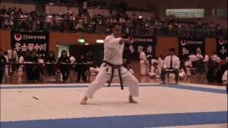 Aichi-ken 大会 2011 - Gojushiho-sho 日本空手協会