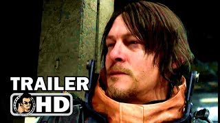 DEATH STRANDING E3 Cinematic Trailer & Gameplay (2018) Norman Reedus Sci-Fi Horror Video Game HD