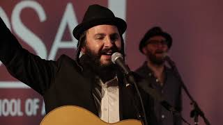 Geshmak To Be A Yid Live at TDSA | Moshe Storch