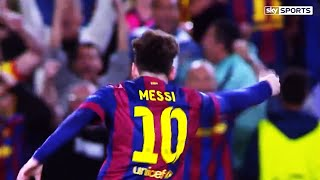 Lionel Messi vs Bayern Munich (UCL - Home) 14/15 ● HD 720p (by LM10)