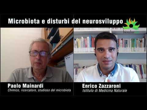 Il ruolo del microbiota intestinale nei disturbi del Neuro-sviluppo
