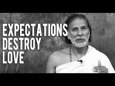True Love: No Expectations and No Possessiveness