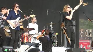 """""""Always Ascending (New Song)"""" Franz Ferdinand@Firefly Festival Dover, DE 6/16/17"""