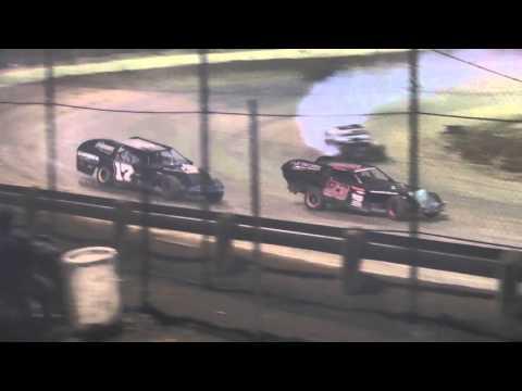 Sport Mod Heat #2 from Moler Raceway Park 11/14/15.