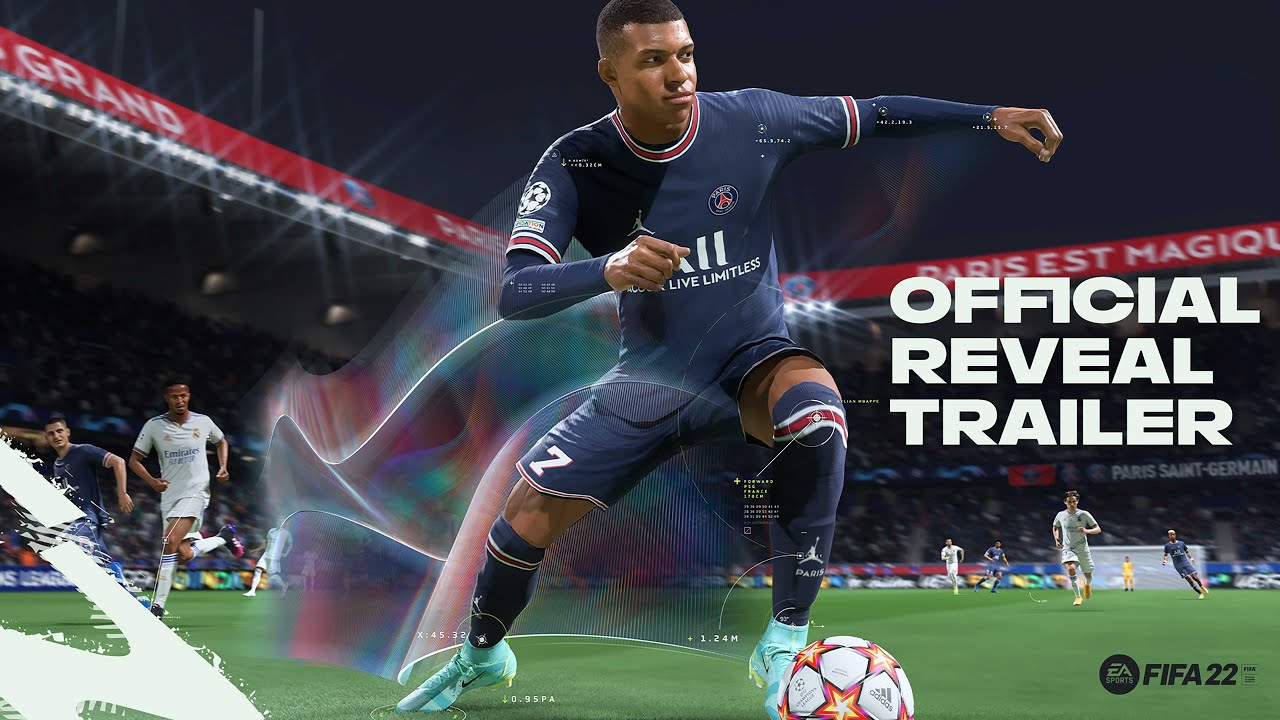 PS5 | PS4《FIFA 22》官方揭露預告片 | Powered by Football