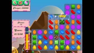 Candy Crush Saga: Level 40 (No Boosters 3★) iPad