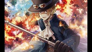 One Piece [AMV] - Sabo vs Jesus Burgess - Sabo saves luffy!