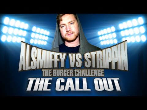 THE CALL OUT - Alsmiffy VS Yogscast Strippin