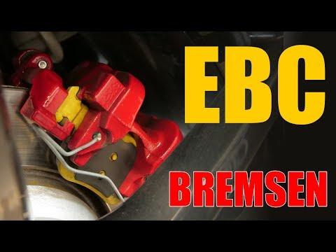 EBC Bremsen - Mehr Performance Zum Bessern Preis