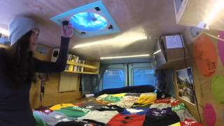 Silas the Sprinter - Van Tour