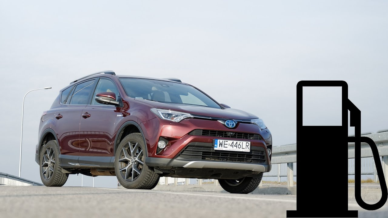 Toyota Rav4 Hybrid 2 5 E Cvt Fuel Consumption City 90 120 140 Km H 1001cars