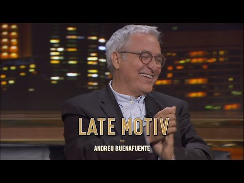 LATE MOTIV - Xavier Sardà y Andreu Buenafuente | #LateMotiv83